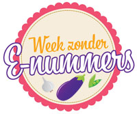 Doe mee met de Week zonder E-nummers